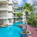 The Sanctuary Wong Amat Condominium by Mr.Butler,  Pattaya North