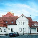 Dom Goscinny Bialy Dworek,  Człuchów