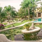 Hotel Jardín de La Abundancia,  Tepoztlán