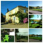 Hotel Pictures: Chambres d'Hôtes Hameau de Lalanne, Castillon-Massas
