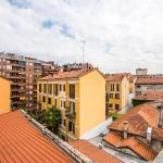 Bastioni Apartment, Milan