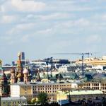 Apartments on Polyanka 30,  Moscow