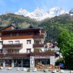 Apartment L'Espace Montagne.12, Chamonix-Mont-Blanc