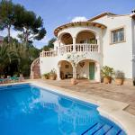 Hotel Pictures: Holiday home La Fustera I Benissa, Benissa