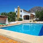 Holiday Home Valls Tosals, Jávea