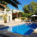 Hotel Pictures: Holiday home Pla del Mar III Moraira, Moraira