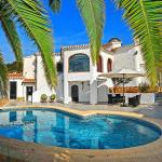 Holiday Home Sarasquete,  Benitachell