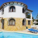 Hotel Pictures: Holiday home Villa Roxada Calpe, Calpe