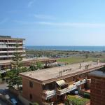 Ostia beach, Castel Fusano