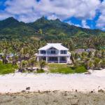 Seaside Beachfront Villas Rarotonga,  Rarotonga