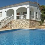 Holiday Home Himalaya.1,  Moraira