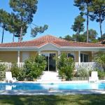 Hotel Pictures: Eden Parc 1, Lacanau-Océan