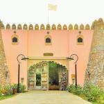 Lohagarh Fort Resort, Dhānd