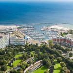 Hotel Pictures: Ostsee Resort Damp 21, Damp