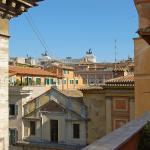 Pantheon Panoramic Terrace,  Rome