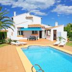 Hotel Pictures: Holiday home Casa Inma Pego, Pego