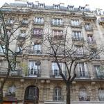 Apartment Secrétan, Paris