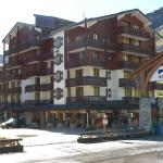 Apartment Rond Point des Pistes.2, Tignes