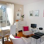 Appartement Vauvenargue, Paris
