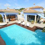 Holiday Home Mediterranea.1,  Calpe