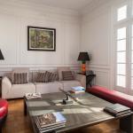 3 BDR Apartment Juncal 867, Buenos Aires