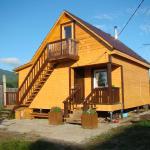 House near lake Baikal,  Utulik