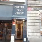 Hôtel Coq Hardi,  Lille