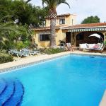 Holiday Home Cuxarret.1, Calpe