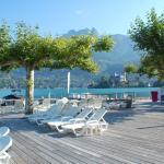 Hotel Pictures: Baie Des Voiles - Duplex Vue Lac 5p, Duingt