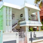 La Maison Blanche, Pondicherry