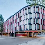 Hilton Garden Inn Stuttgart NeckarPark, Stuttgart