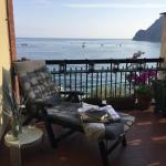 The view apartment, Monterosso al Mare