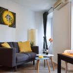 Dinghy Apartment, Zadar