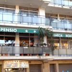Pensión Venecia y Montecarlo, Salou