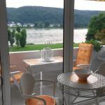 Hotel Pictures: Ferienappartements Mit Top- Rheinblick, Bad Hönningen