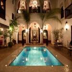 Riad Assouel, Marrakech