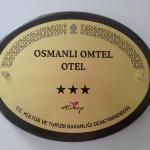Osmanlı Omtel Otel, Boyabat