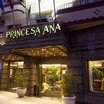Princesa Ana, Granada