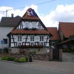Chambres d' hôtes Trog,  Seebach