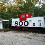 Legacy Station Caboose Retreat LLC,  Hobbieville