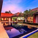 Villa Frangipani @ Nai Harn, Nai Harn Beach