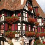 Hotel Pictures: Zum Schnogaloch, Obernai