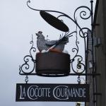 Hotel Pictures: la cocotte gourmande, Carantilly