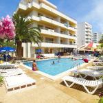Apartamentos Bon Sol - Los Rosales, Playa den Bossa