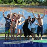 Wave Hunters Surf Camp, Canggu