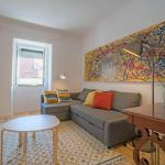 Modern Design Estrela Apartment, Lisbon