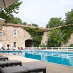 Hotel Pictures: Hotel Mas De Galoffre, Nîmes
