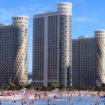 ORBI Sea Towers Complex, Batumi