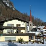 Hotellikuvia: Ferienwohnung Burgstein, Umhausen