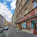 Apartment Lublanska 48, Prague